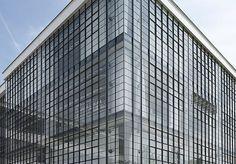 The legendary Bauhaus of Walter Gropius 1926