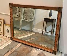"Italian Mirror   46.5"" Wide x 34.5"" High   $395  Country Garden Antiques 147 Parkhouse  Dallas, TX 75207  Read our blog: http://countrygardenantique.blogspot.com/  Like us on Facebook: htt"