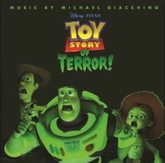 Michael Giacchino-Toy Story of Terror-(Original Motion Picture Movies Showing, Movies And Tv Shows, Toy Story, Kid Friendly Movies, Soundtrack Music, Walt Disney Records, Abc For Kids, Great Movies, Art World