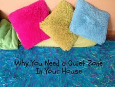 Why You Need a Quiet Zone in Your House