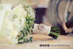 Greece vintage wedding by matthews
