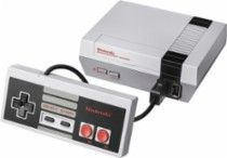 Nintendo Entertainment System: NES Classic Edition Gray CLVSNESA - Best Buy