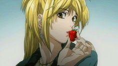 Cosplay del día: Misa Amane (Death Note)