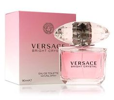 Bright Crystal For Women By Gianni Versace Eau De Toilette Spray
