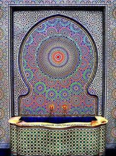 Moroccan tiles #marokko
