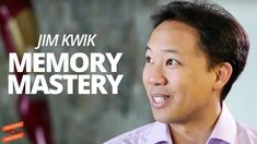 Jim Kwik and Lewis Howes on Memory Mastery, Brain Performance, and Accel...Keep good company. Eat right, exercise, sleep right, de stress, be present.....stop busy busy, be