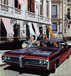 1968 Pontiac Executive Hardtop Coupe: Art Fitzpatrick and Van Kaufman