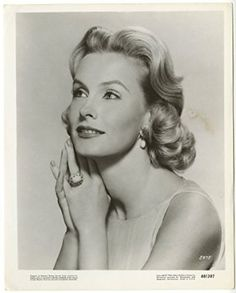 Dina Merrill as a starlet.