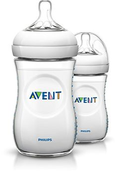 Philips AVENT BPA Free Natural Polypropylene Bottle, 9 Ounce, 3 Pack - $22.95