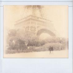 Paris + Polaroid = Love
