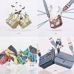 4e490af63291 Bagaholicboy Muses  465 – A Tale Of Two Cities Bags 2014