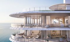 The first residential project in the United States created by Pritzker Award-Winning architect, Renzo Piano. Located at the gateway to Miami Beach, close to Bal Harbour shopping and Miami's most exclusive district, Indian Creek, Eighty Seven Park offers unobstructed views of park and ocean in addition to views of Biscayne Bay and the Miami Skyline.