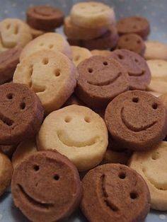 Smile Shortbread かわいい~