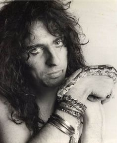Welcome to my nightmare. I think you're going to like it. There'll be some more when you come down. -Alice Cooper