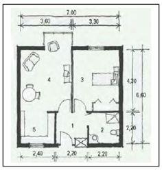 Quarto Adaptado para Idosos - Clique Arquitetura