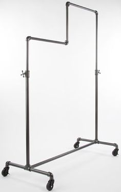 PDI Palay Display Double Tier Pipe Clothing Rack 160$