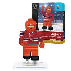 Youppi! Montreal Canadiens OYO Sports Generation 3 Mascot Figurine - $9.99