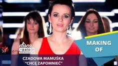 Czadowa Mamuśka - Chcę zapomnieć - Making of (Disco-Polo.info)