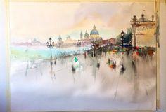 Art Of Watercolor: Igor Sava (Moldova - Italy)
