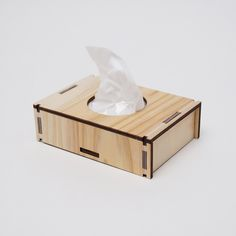 Pocket tissue case