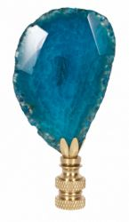 Marrakesh Express Lamp Finial We're seriously obsessed with Hillary Thomas one of a kind finials! A fabulous detail that can transform most any lamp
