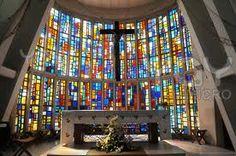 The modern church of Cap Ferret