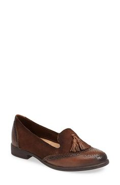 f3e738e88681a Earth®  Scarlet  Leather Loafer (Women) available at  Nordstrom Branded  Loafers