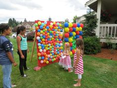 carnival party Birthday Party Ideas | Photo 6 of 49 | Catch My Party