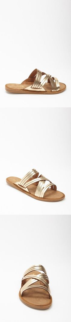 413e62ab301e1f Faux Leather Strappy Slide Sandals    18.00 USD    Forever 21 Forever 21  Shoes