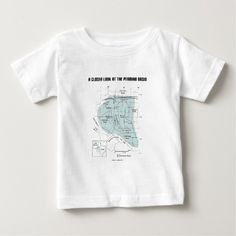 A Closer Look At The Permian Basin (Map) T Shirt, Hoodie Sweatshirt
