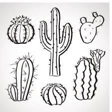 cactus doodle - Recherche Google