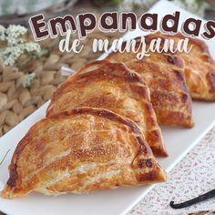 Delicious Desserts, Dessert Recipes, Empanadas Recipe, Pizza, Disney Food, Food Videos, Healthy Snacks, Sweet Treats, Food And Drink