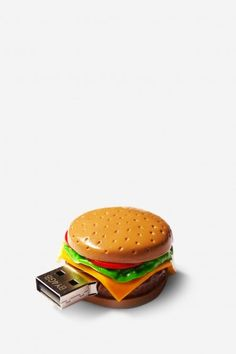 Hamburger USB
