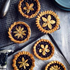"""2,922 Likes, 88 Comments - Jo Harrington (@jojoromancer) on Instagram: """"I was delighted with how these sweeties turned out - such fun little pies! The sun is shining…"""""""