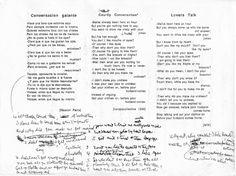 alpialdelapalabra: Nicanor Parra: Poema y Versiones (Ginsberg, Trejo,...