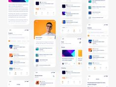 Articles App Concept Mobile by Arvin Aradhana on Dribbble Articles, Concept, App, Apps