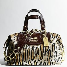 Coach Leopard Sequins Audrey | Lots Of Handbags.... I'm mildly obsessed with this......