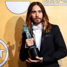 Jaredleto 20th Annual Screen Actors Guild Awards, LA - 18th January 2014