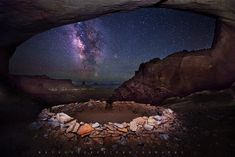 """Located in the Island in the Sky district of the Canyonlands National Park (""""Sacred Window"""" by Nagesh Mahadev, via 500px)"""