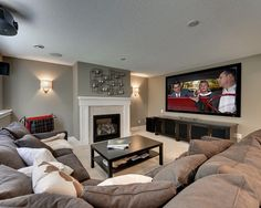 Awesome family room