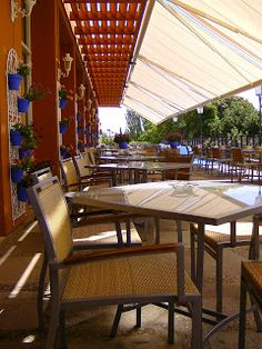Cordoba Parador, Accommodation in Spain