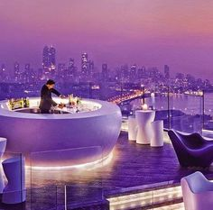 Four Seasons Mumbai Spectacular Rooftop Bar