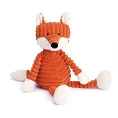 Cordy Roy Baby Fuchs Kuscheltier von Jellycat - Bonuspunkte sammeln, auf Rechnung bestellen, DHL Blitzlieferung!