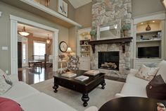 Traditional Living Room toronto Beautiful Living Room Traditional Living Room by Designing Durham Living Room New York, Teal Living Rooms, Small Space Living Room, Small Apartment Living, Simple Living Room, Beautiful Living Rooms, Formal Living Rooms, Living Spaces, Home Staging