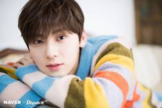 Photo album containing 10 pictures of Minhyun Shanghai, Arin Oh My Girl, Nu Est Minhyun, Smile Everyday, My Destiny, Ha Sungwoon, Picture Credit, Reasons To Smile, Pledis Entertainment
