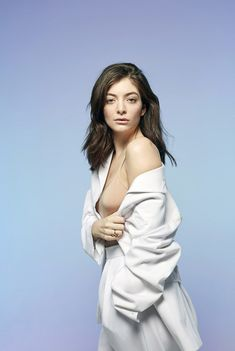 Nackt Lorde  Uncensored Celebrity