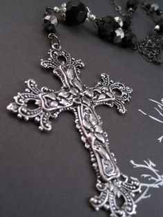 Love a cross necklace!