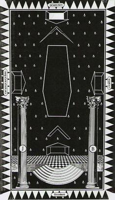 Tableau de loge au 3ème degré (Maître)