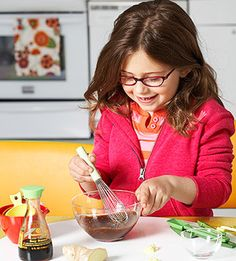 Wish your child would try carrots and spinach? This quick pot-sticker project may make her less picky.