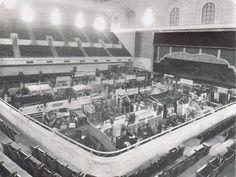 Memphis Historic Ellis Auditorium - and Market Place. 1924